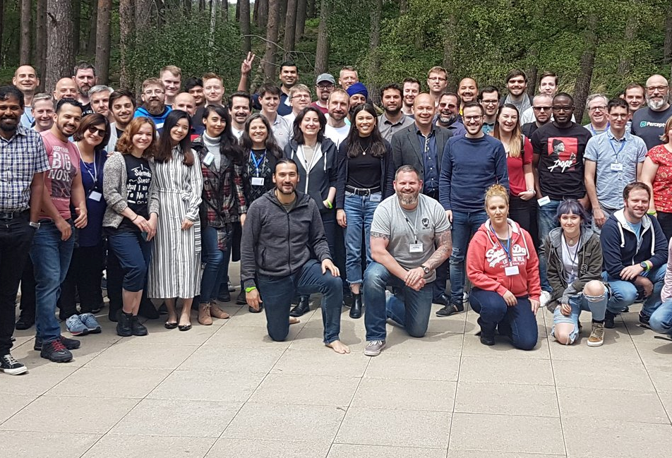 group photo of OSS 2019